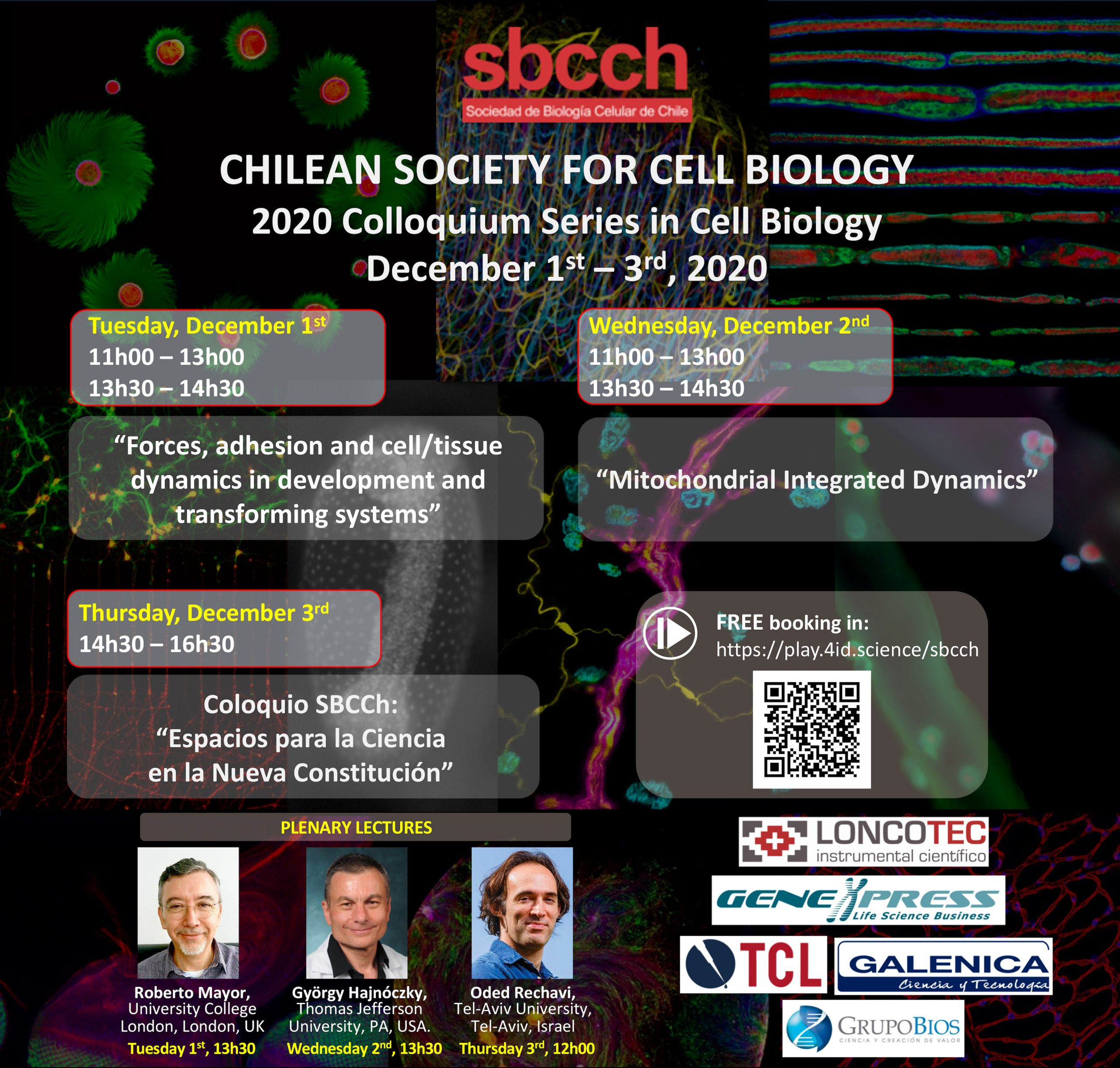 2020 Colloquium Series in Cell Biology
